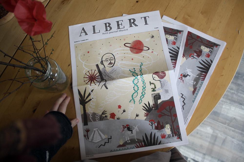 albert-journal