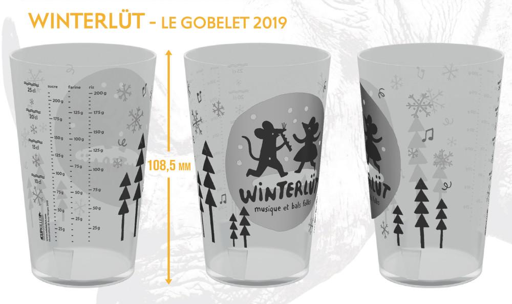 Gobelet-winterlut