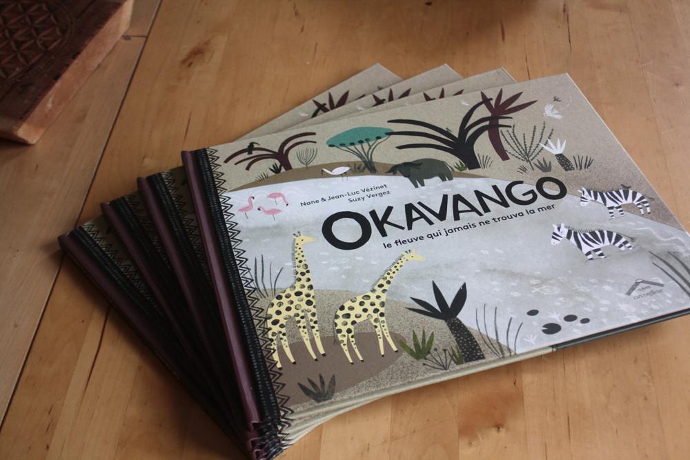 Okavango-livre
